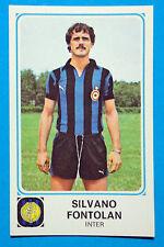 FIGURINA CALCIATORI PANINI 1978/79 FONTOLAN-INTER n.123 NUOVA