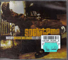 Missy Elliot- Sockit2me cd maxi single