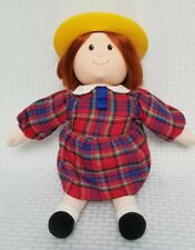"Sing With Me Madeline Talking Doll 2000 by Eden Toys 17"" H Works Great Euc"