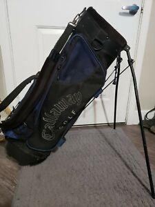 Callaway Golf Stand Bag Single Strap 6 way gb096