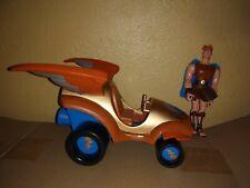 Disney Adventurers Hercules Mighty Hero Cycle and Figurine Car 2 Piece Doll Set