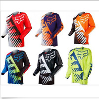 Fox MTB Cycling Jersey motocross bike clothing Bicycle Long sleeve 2019