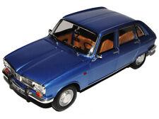 Renault 16 R16 5 Türer Blau Grau 1965-1980 1/18 Norev Modell Auto mit oder ohne