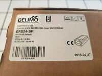 Belimo EFB24-SR Damper Actuator Spring Ret. 270in/Lb AC/DC 24V- NEW