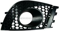 Seat Ibiza 2006-2008 Front Bumper Fog Grille With Fog Light Hole Driver Side