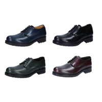 SALVO BARONE scarpe uomo classiche pelle vari colori