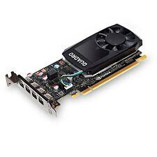 PNY QUADRO P600 DVI 4x Mini DP 2 GB LP Gddr5 PCI Express Professional Graphic