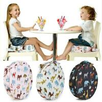 Kids Child Baby Increased High Chair Seat Pad Booster Toddler Dining Cushion AU