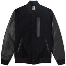 Nike NIKELAB Essentials Destroyer Jacket Black 908644 010 Men's Size Small