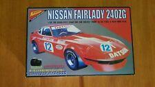 Nichimo 1/24 Datsun Fairlady 240ZG Grand Prix Series coche modelo GPC-2402-1200