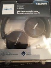 Philips SHB3060BK/00 Bluetooth-Kopfhörer schwarz