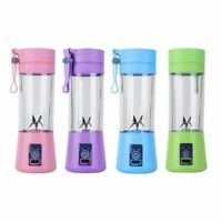Mini Handheld Juicer Extractor Electric Fruit Blender Portable Usb Cup Smoothie