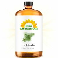 Best Fir Needle Essential Oil 100% Purely Natural Therapeutic Grade 16oz