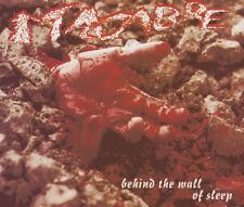 Macabre - Behind The Wall Of Sleep -  1994 Nuclear Blast Metal German Import CD
