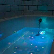LED Stimmungslicht für die Badewanne mit Farbwechsel Deko Licht Geschenkidee