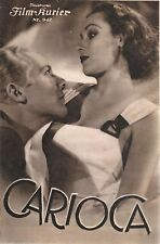 IFK: 942: Carioca, Ginger Rogers, Fred Astairs, Dolores del Rio, Gene Raymond,