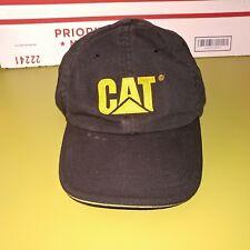 Caterpillar CAT Baseball Cap Custom Embroidered FMH Material Handling Solutions