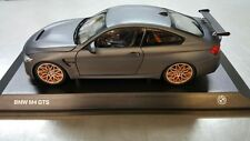 original bmw m4 GTS Congelado gris 1:18 Miniatura Coche a escala NUEVO / Rara
