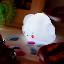 Energiesparer Wolke Licht Ausstrahlen Kinder Raum-Dekor LED Nachtlicht Baby Safe