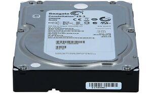 "2 x LOT 2TB 7.2k SAS 6G 3.5"" Hard Drive HDD  ST2000NM0023 SERVER DELL HP IBM"