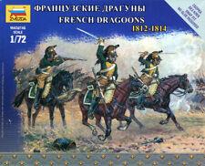 1:72 ZVEZDA #6812 - French dragoons 1812-1814 -  Neu / OVP !