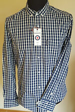 Cotton Check Collared Regular Casual Shirts & Tops for Men
