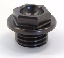 Trx450r Trx450 Pro Factory Billet Oil Filler Plug New Black