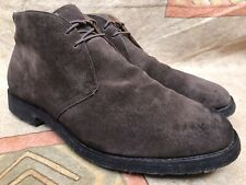 Men's Brown Suede Leather CHURCH'S RYDER Chukka Ankle Boots UK 9 | US 10