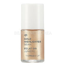 [THE FACE SHOP] Gold Highlighter Beam 14ml / Embossing facial outline