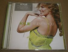 I Believe In You Kylie Minogue~4 Track 2004 UK Import CD Single~FAST SHIPPING!!!