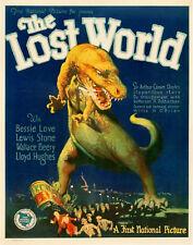 The Lost World 1925 Silent Movie DVD