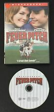 FEVER PITCH DVD Widescreen Edition  Jimmy Fallon, Drew Barrymore