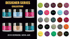 SNS Nail Color Dipping Powder Designer Series Collection ( DS.01 - DS.25)