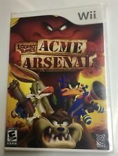 Looney Tunes: Acme Arsenal Nintendo Wii New-Sealed