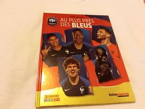Panini Family 2020 Album France Collector Intermarché vide + Set Complets Neuf