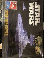 Star Wars AMT Star Destroyer Model Kit NEW Sealed