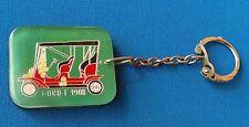 FORD T 1908 auto car, WROCLAW - POLAND  vintage keychains !