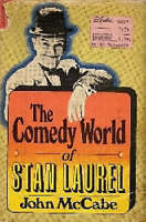 The Comedy World of Stan Laurel-ExLibrary