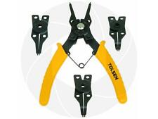4pcs Combination Universal Circlip Snap O-Ring Pliers Internal External C-Clip