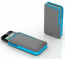 DOSH - SYNCRO Core compact men's designer iPhone 5/5S wallet / case / sleeve