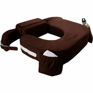My Brest Friend Deluxe Slipcover for Twin Plus Pillow, Chocolate