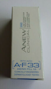 BN Avon Anew Clinical Pro, Line Corrector Treatment, A-F33, 5ml Trial Size