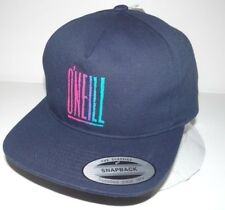 New O'Neill Mens Gypsy Adjustable Snapback Baseball Cap Hat OSFA