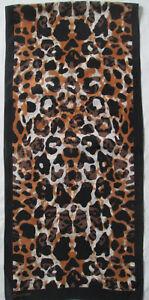 - Echarpe CALVIN KLEIN  soie  vintage Scarf  30 x 140 cm