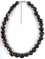 SHUNGITE  Necklace  (Adjustable Length) - The Miracle Stone