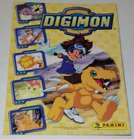 Digimon Album Vuoto Panini