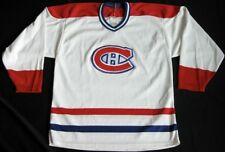 Rare Vtg CCM Montreal Canadiens Hockey Jersey Canada Mens M