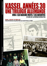 KASSEL, ANNEES 30 - 2 DVD UNE TRILOGIE ALLEMANDE