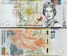 BAHAMAS - 0,50 - 1/2 Dollar 2019 FDS - UNC Queen Elizabeth II
