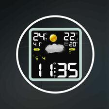 Badspiegel LED Beleuchtung Wandpiegel Touch Heizmatte AUDIO MakeUp Spiegel ALBA